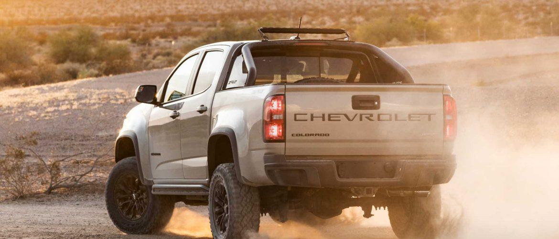 El 2021 Chevy Colorado prescinde de su acabado básico y el precio inicial aumenta en 4.000$