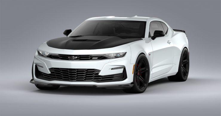 El nuevo Chevrolet Camaro 2021 recibe una actualización