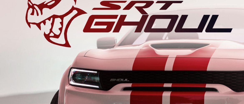 El Dodge Charger SRT Ghoul viene con el motor Hellephant V8 de 1.000CV. Su precio: 200.000$