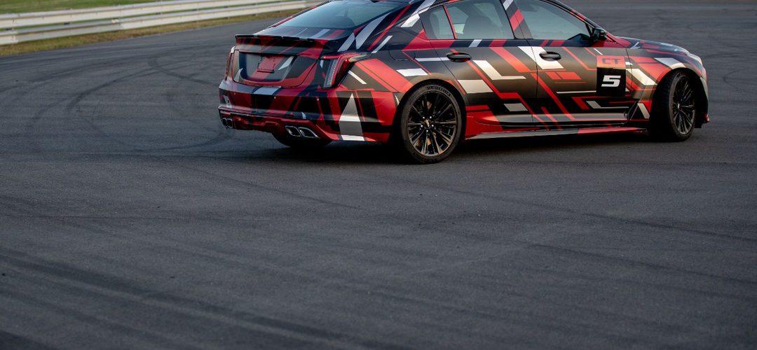 Cadillac revela sus sedanes más rápidos.