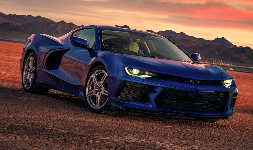 Oficial: el nuevo Chevrolet Camaro 2023 tendrá motor central