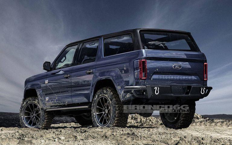 Ford Bronco y Mustang podrían convertirse en sus propias sub-marcas