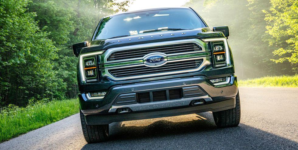 Te presentamos la nueva Ford F-150 2021: pantallas grandes y propulsión híbrida se unen a la gama