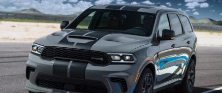 Dodge presenta el Durango Hellcat. El 'SUV más poderoso de la historia'