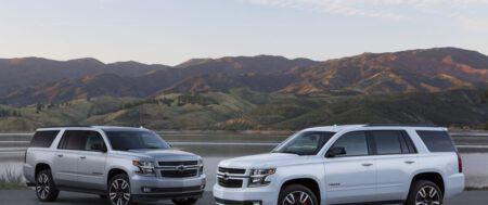 El Chevy Tahoe supera sorprendentemente al Toyota 4Runner