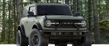 La producción de la primera edición del Ford Bronco 2021 AGOTADA aunque se duplicó su producción!!!.