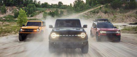 El Ford Bronco ha vuelto, desde 30.000$ (en USA): esto es todo lo que necesitas saber.