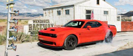 El Dodge Challenger Super Stock 2020 te ofrece 807CV por 81.090$ en USA.