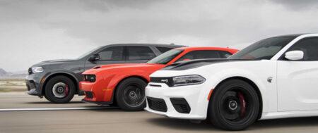 Las novedades de Dodge para 2021.