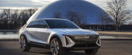 El Cadillac Lyriq «Show Car» adelanta el futuro