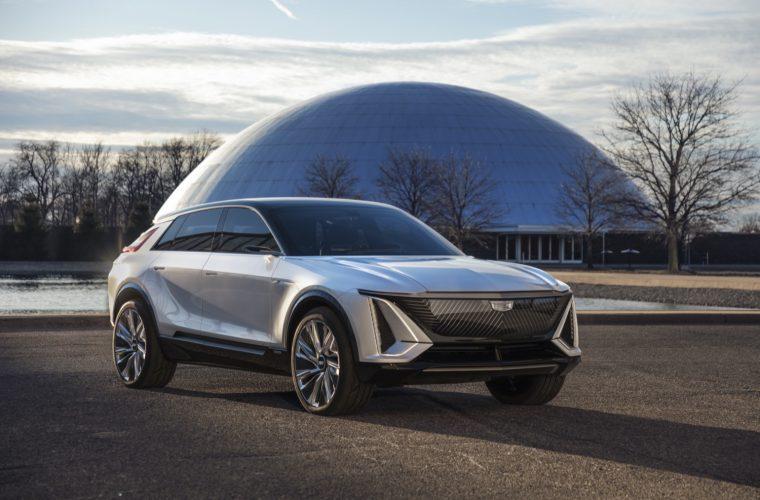 """El Cadillac Lyriq """"Show Car"""" adelanta el futuro"""