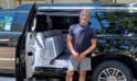 Sylvester Stallone vende su Cadillac Escalade ESV personalizado