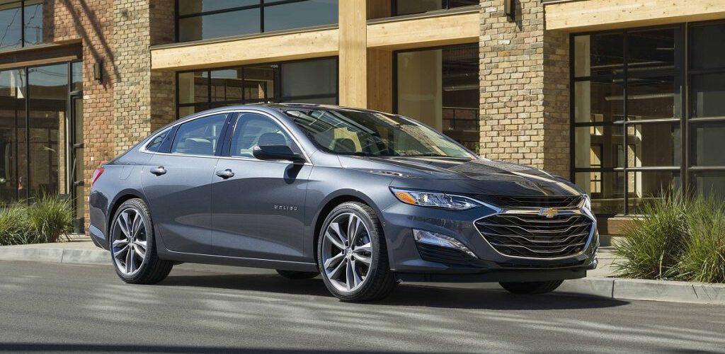 El Chevrolet Malibu 2.0L Turbo 2021 mejora su economía de combustible