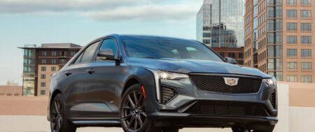 El motor del Cadillac CT4-V 2020 es «dinamita»