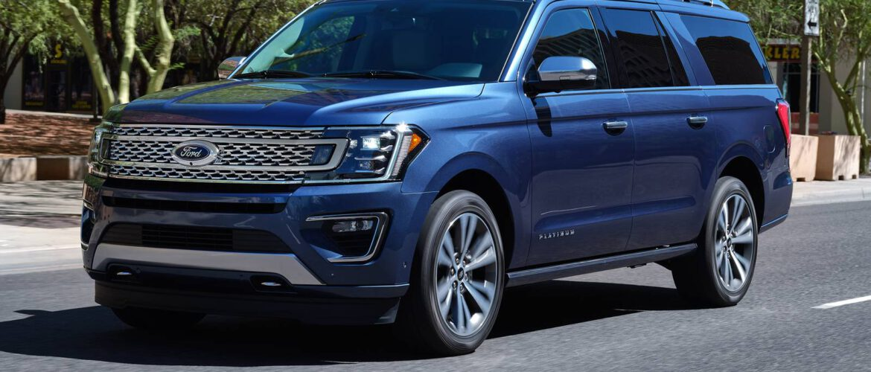 El Ford Expedition Max 2020 puede ser tan lujoso como un Lincoln