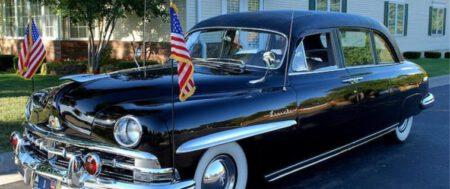 La limusina Lincoln Cosmopolitan 1950 de Harry S. Truman está a la venta