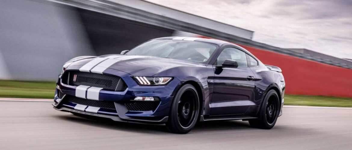 Ford dice adiós al Mustang Shelby GT350