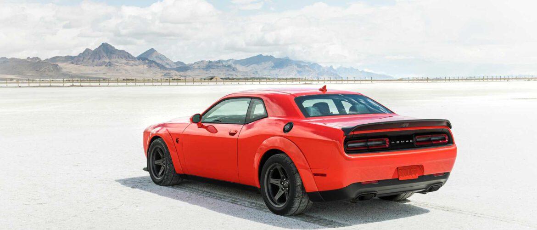 """Dodge confirma """"tres nuevas variantes"""" del Challenger y el Charger"""