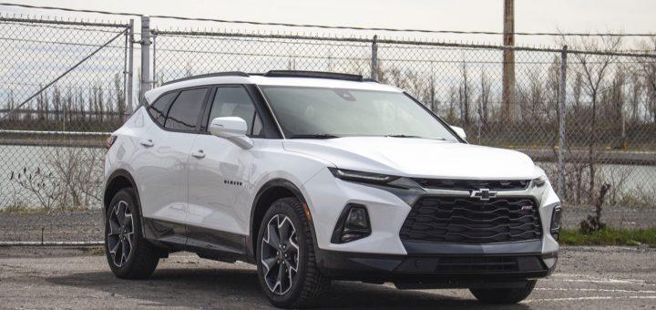 """El Chevrolet Blazer """"RS"""" no para de aumentar sus ventas."""
