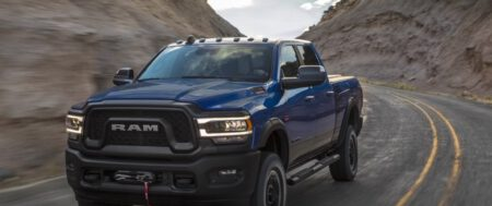 Nueva 2021 Ram Power Wagon 75th Anniversary Edition