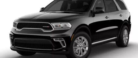 El nivel de entrada del Dodge Durango recibe algunas actualizaciones para 2021.