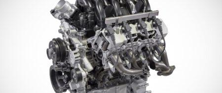 Un V8 'Windsor' de 6.8 litros llegará al Ford Mustang y a la F150 para los modelos 2022.