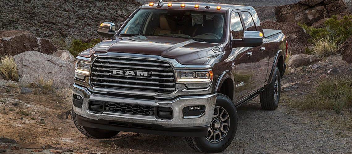 Vuelve la camioneta más potente de la historia: Ram Heavy Duty 2021