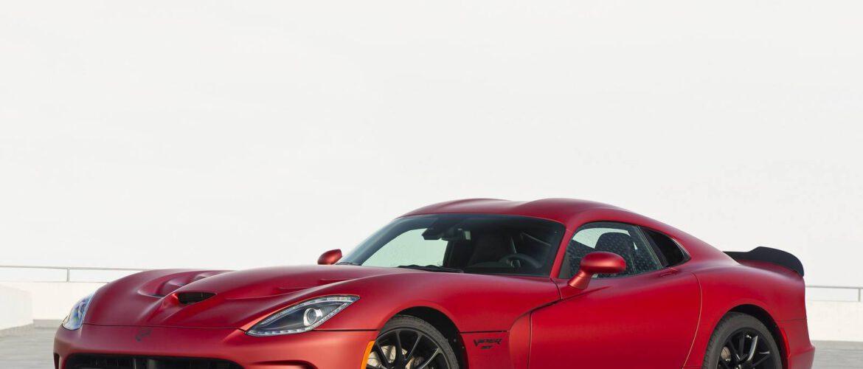 Dodge vendió 4 Vipers el año pasado a pesar de que el icónico muscle car estadounidense cesó su producción en 2017