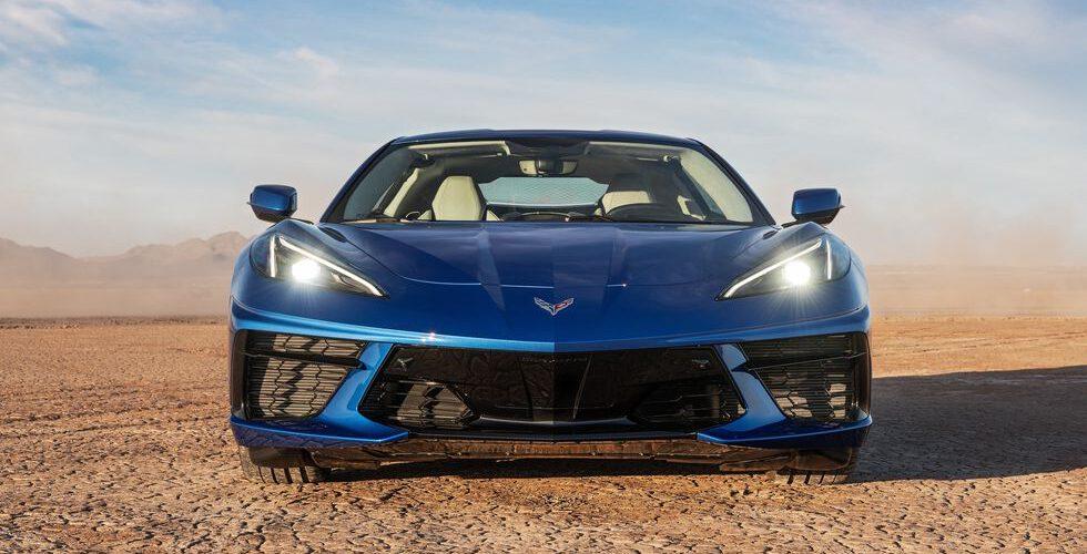 El nuevo Chevrolet Corvette Z06 podría presentarse en julio