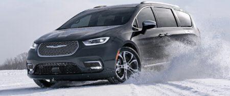 """La Chrysler Pacifica 2021 gana el premio a la """"Mejor minivan para comprar"""""""
