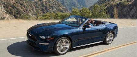 Ford Mustang: El mejor convertible para comprar en 2021