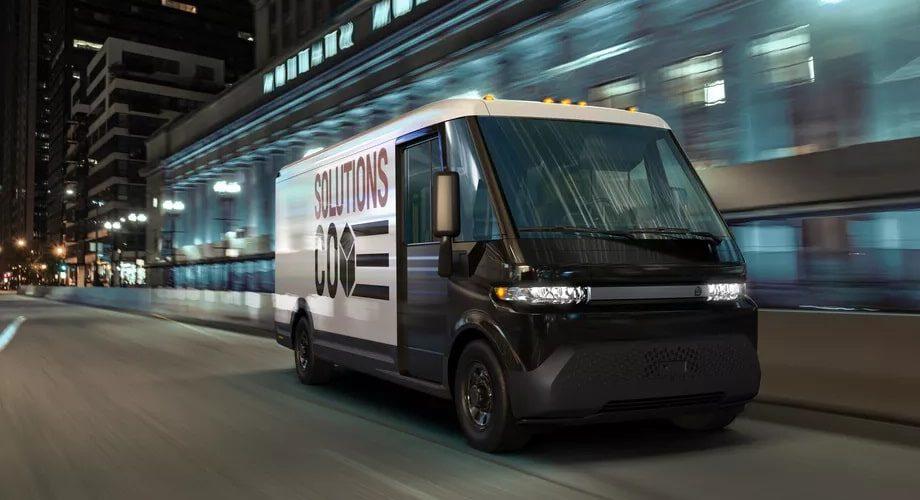 GM presenta la furgoneta de reparto eléctrica con 400 kms. de autonomía.