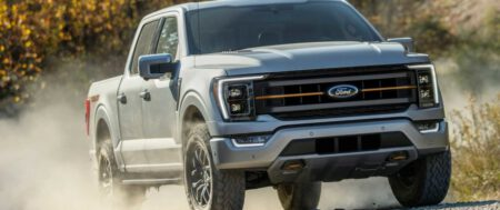 "Ford F-150, Mustang Mach-E y Hyundai, se llevan los premios ""North American Car, Truck, Utility of Year Awards"""