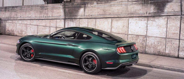 El último Ford Mustang Bullitt sale de la cadena de montaje. Fin de su producción.