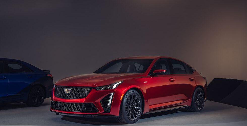 El Cadillac CT5-V Blackwing 2022 tiene más potencia que un M5 y es manual con 6 vel.