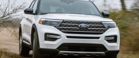 El Ford Explorer 2021 añade el lujoso acabado King Ranch
