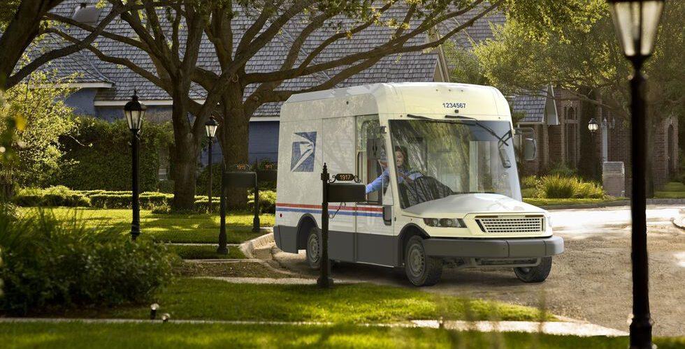 El Servio Postal de USA elige Oshkosh Defense como el vehículo de reparto de correo de próxima generación.