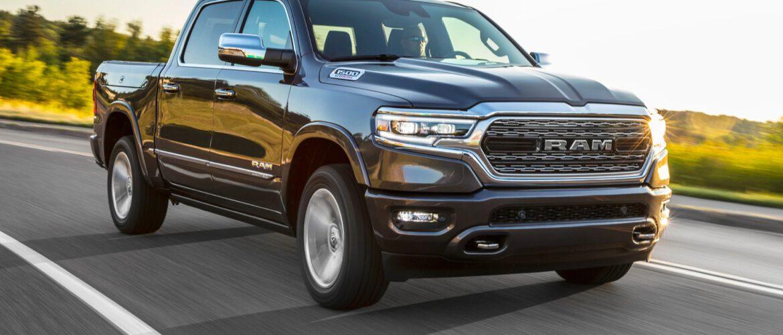 La nueva pick-up diésel de Ram obtiene una mejor economía de combustible que un Toyota Camry