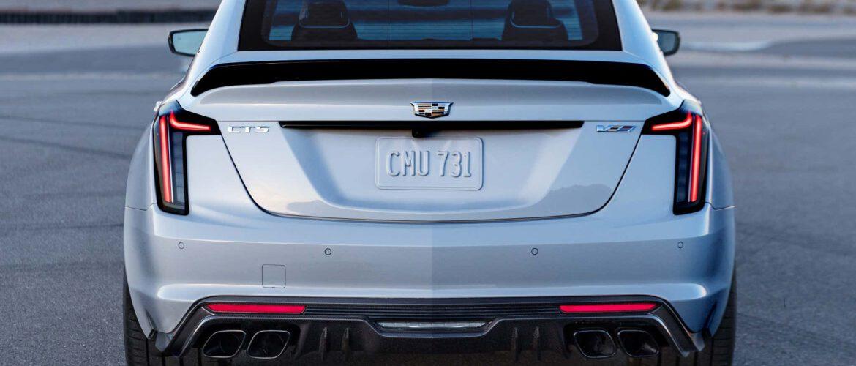 Cada Cadillac CT5-V Blackwing LT4 V8 será fabricado a mano por una persona.