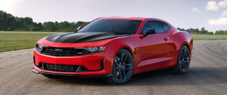 Chevrolet elimina el acabado 1LE en Camaros de cuatro o seis cilindros