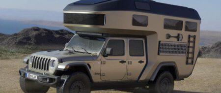 Convierte tu Jeep Gladiator en una autocaravana todoterreno espectacular!!