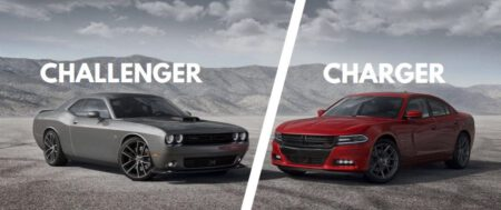 ¿Dodge Challenger o Charger?
