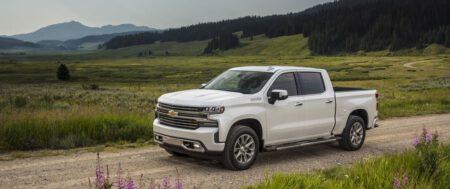 Chevrolet construirá una Silverado eléctrica