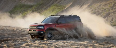 El Ford Bronco Sport 2021 recibe el premio Top Safety Pick + del IIHS