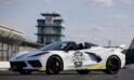 Este es el nuevo CHEVROLET CORVETTE  Pace Car para la INDY 500 2021
