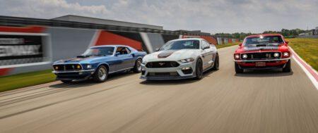 El ex ingeniero jefe de Mustang insiste en que el V8 continuará en producción.