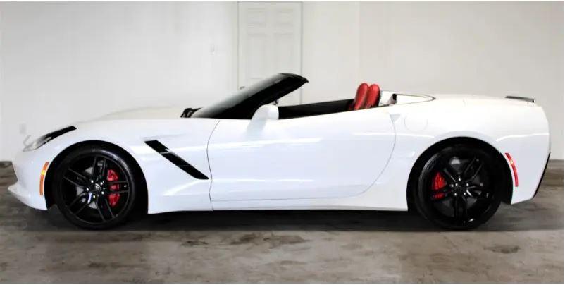 2018 Chevrolet Corvette 1LT Convertible