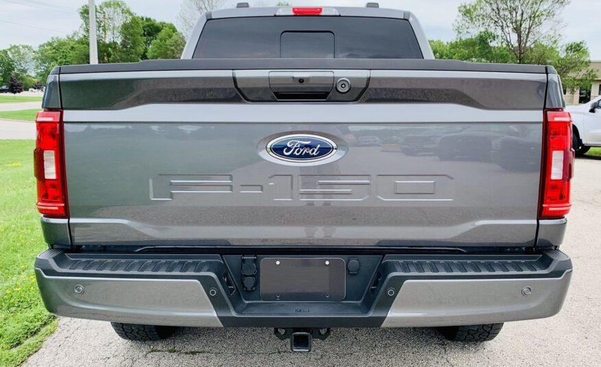 2021 Ford F-150 XLT Hybrid 4×4