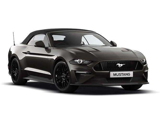 2018 Ford Mustang GT 5.0 Ti-VCT V8 Convertible