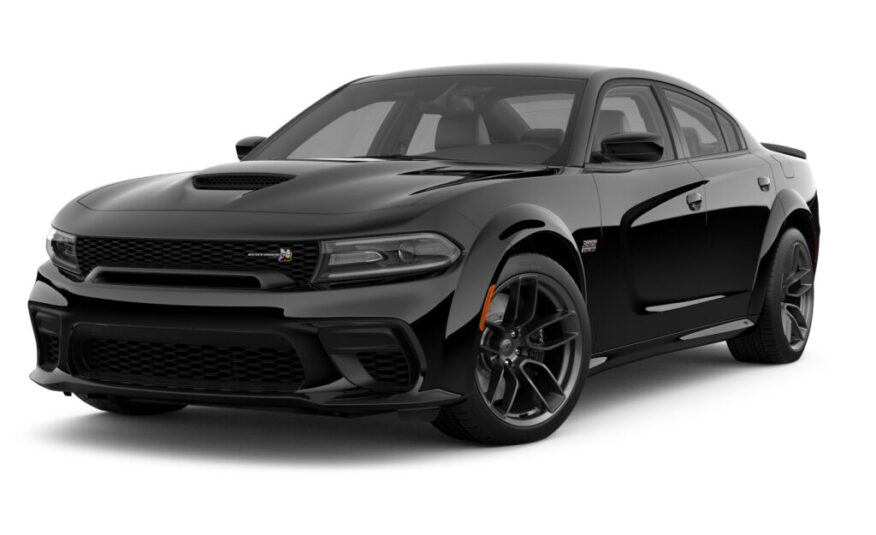 2021 Dodge Charger RT ScatPack Widebody